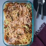 Singaporean rice is a Pakistani fusion dish comprising of a layer of rice, followed by a layer of Chinese style chicken and vegetables, followed by noodles and a mayo sauce on top.