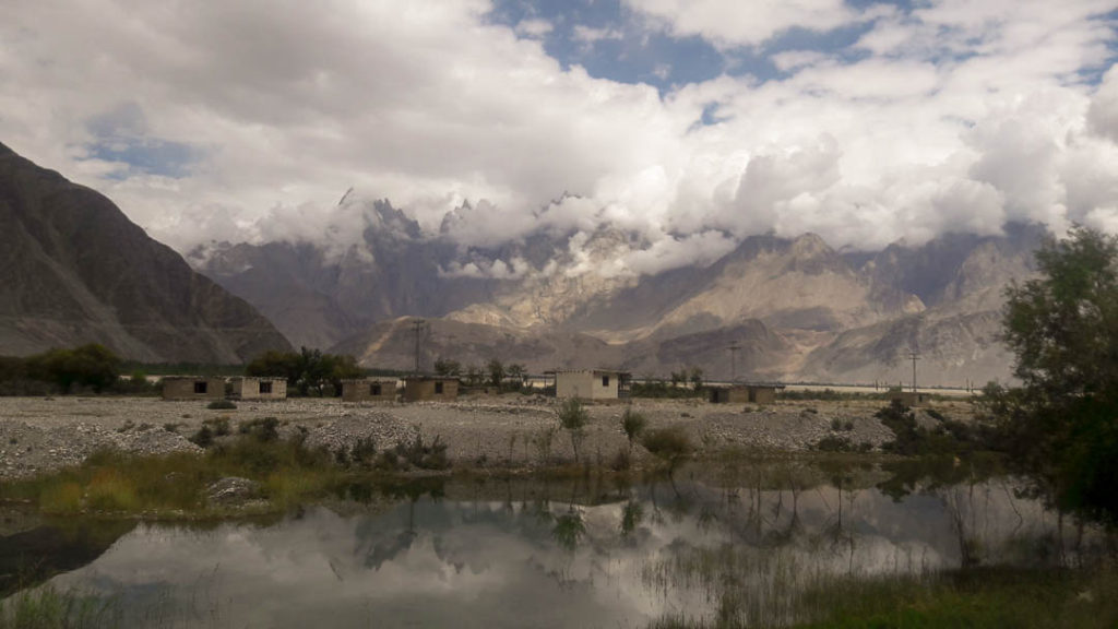 Leaving Serena Khaplu Palace for a day trip to visit the Chaqchan Mosque in Machelo.