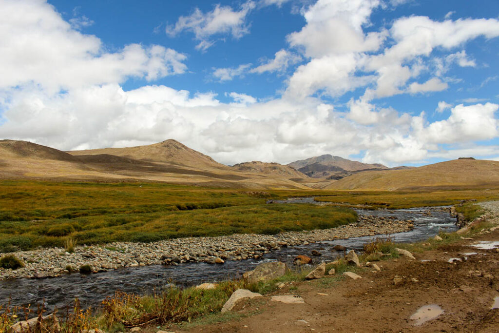 Kala Pani at Deosai Plains