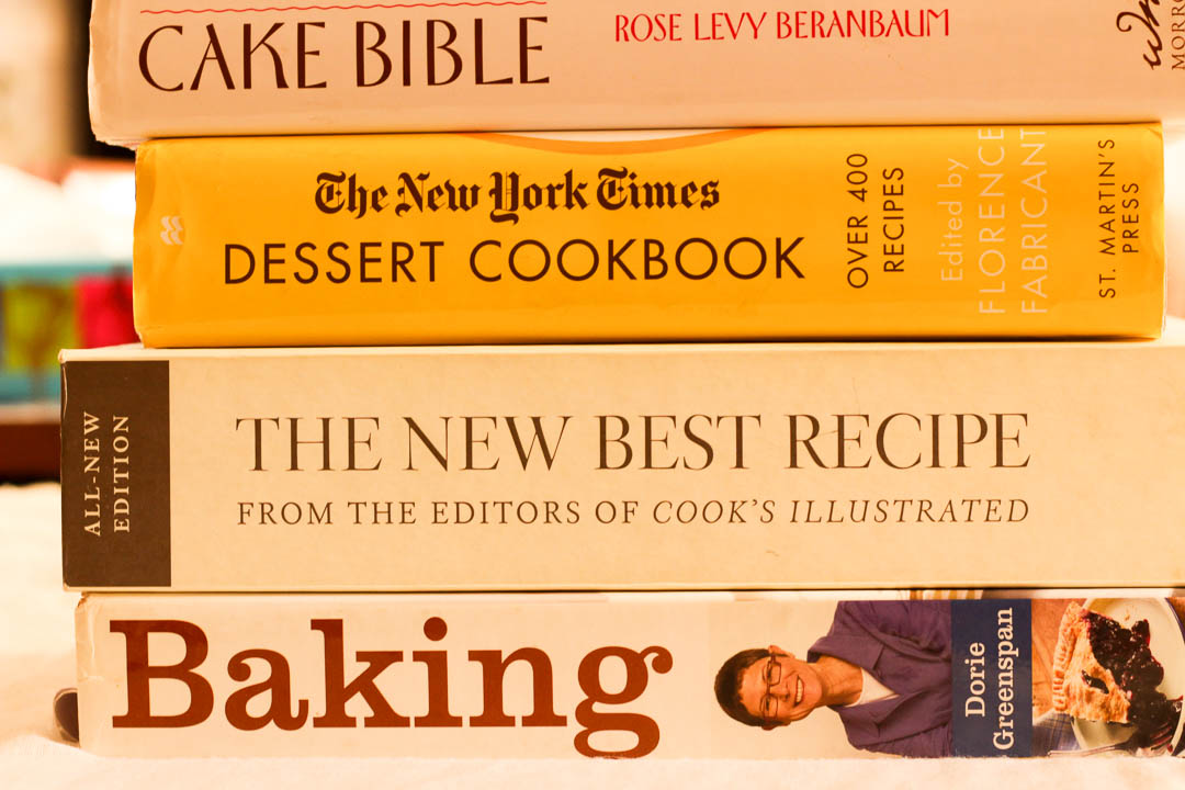 Why I love buying cookbooks, and what I look for when deciding to buy a cookbook.