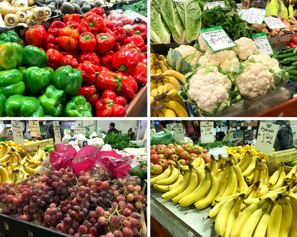 Reminiscent of Zainab market in Karachi, Paddy's Markets at Haymarket near Chinatown is one of my favourite markets in Sydney for items like fruits and vegetables, clothes, accessories, gifts and souvenirs.