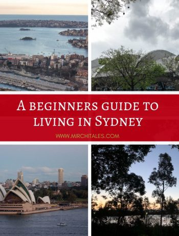 A beginners guide to living in Sydney covering transportation, shopping, tipping, weather, wildlife and the availability of Pakistani food in Sydney.
