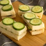 This chicken sandwich spread is a great option for lunch boxes, be it a school lunch box or for the office. Just spread it on bread, add sliced vegetables and cut into halves or triangles. Whatever you prefer!